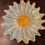 Food safe flower bowl.